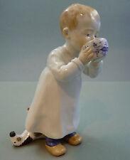 Hentschelkind bambino da cipolla pattern TAZZA bevendo 73364 personaggio Meissen 1. scelta