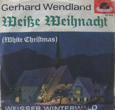 """7"""" 1962 CV BING CROSBY VG+++ ! GERHARD WENDLAND : Weiße Weihnacht"""