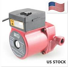 "BACOENG 3/4"" Circulation/Circulating Pump for Solar Heater System in US Stock"