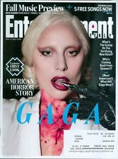 2015 Entertainment Weekly: Lady Gaga/American Horror Story/Fall Music Preview