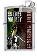 Zippo 1039 bob marley uprising tour Lighter with PIPE INSERT PL
