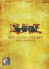 Anime DVD YU GI OH Complete Series Season 1 2 3 4 & 5 Box set English Audio