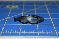 "1:6 scale Clear Black Goggles Eyewear for 12"" Action Figures C-207"