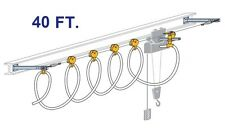 CONDUCTIX ROUND CABLE STRETCH WIRE FESTOON KIT (40 FOOT)