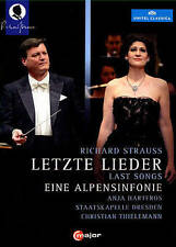 Strauss: Last Songs - An Alpine Symphony, New DVDs