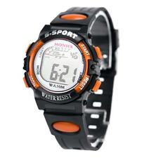 Fashion Mens Digital LED Analog Quartz Alarm Date Sports Waterproof Wrist Watch