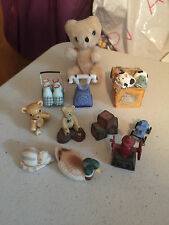 Miniatures Set Of 11 Items All Kinds All For Sale In One Lot