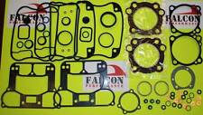 Harley XL Sportster 883 Upper/Top End Gasket Set 1989-2003 w/Silicone Head