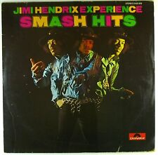 """12"""" LP - The Jimi Hendrix Experience - Smash Hits - A3971 - washed & cleaned"""