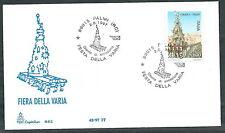 1997 ITALIA FDC CAPITOLIUM VARIA DI PALMI NO TIMBRO ARRIVO - EDG15