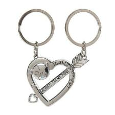Me to You Tatty Teddy 2 Part Love Keyring Gift G01K0266