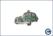Pin Polizei Fahrzeug: alter Streifenwagen - Nr. 49