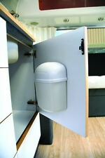 RV Trailer Camper Camco 43961 Wall-Mount Trash Can Accessories Home Garden New