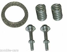 HONDA CIVIC TYPE-R EXHAUST REAR SILENCER FITTING KIT BOLTS,SPRING & GASKET