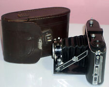 Vintage Agfa Jsolette 35 mm film Folding Camera Made in Germany