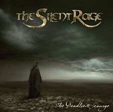 THE SILENT RAGE - The Deadliest Scourge (NEW*LIM.500*GRE POWER METAL*ICED EARTH)
