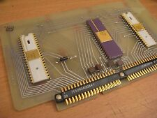 1970' SB-3614 Tactical Telephone card 100x175mm WITH CPU FOR GOLD SCRAP/COLLECT