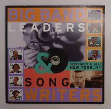 Big Band Leaders and Song Writers September 11 1996 NYC Fine