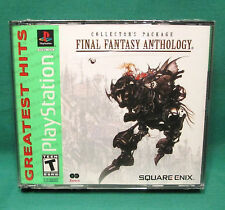 Final Fantasy Anthology, FF 5 & 6 (PlayStation 1, PSone, PSX) *NEW SEALED* V, VI