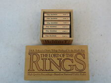 J. R. R. Tolkien THE HOBBIT & THE LORD OF THE RINGS 18 Audio Tapes MIND'S EYE