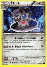 CLITICLIC HOLO 140PV 77/108 NEUF CARTE POKEMON