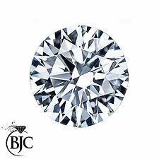 BJC ® 0,15 ct LOOSE Round Brilliant CUT Natural Diamond K I2 3.21 mm di diametro