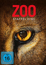 4 DVDs * ZOO - STAFFEL / SEASON 1 # NEU OVP =
