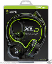 Turtle Beach Ear Force XLa Verstärkte Stereo Gaming Chat Headset Für Xbox 360