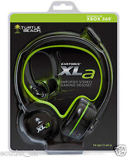 Turtle Beach Ear Force XLa Amplificato Stereo Gaming Chat Cuffia Per Xbox 360