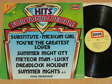 LP THE Hilton Aires-Hits for Young People 18-Europe 111 878.1
