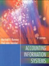 Accounting Information Systems by Marshall B. Romney and Paul J. Steinbart...