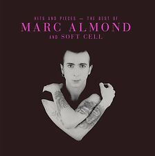 MARC ALMOND HITS AND PIECES: BEST OF MARC ALMOND & SOFT CELL CD March 10th 2017