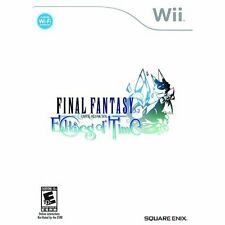 Final Fantasy Crystal Chronicles: Echoes Of Time For Wii Game Only 9E