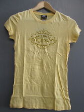 Pro Circuit womens Adult casual motocross t-shirt yellow size small CL0006