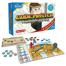 Code Master - the Programming Logic Game by Thinkfun - single player logic game