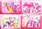 New 4 Pcs My Little Pony Children's Cartoon Purses Wallets Birthday Gifts SZ019