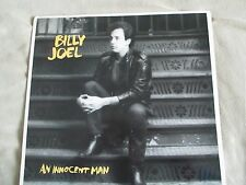 BILLY JOEL - An Innocent Man LP - UK CBS EX record