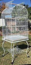 Large 20-Inch Open Play Dome Top Lovebird Cockatiel Cockatiels Parakeets Bird333