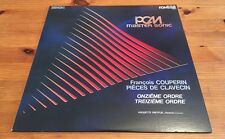 LP * DENON MASTER SONIC HUGUETTE DREYFUS COUPERIN JAPAN RECORDINGS PCM DIGITAL