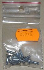 Tamiya 3x10mm Countersunk Tapping Screws NEW F101 F102