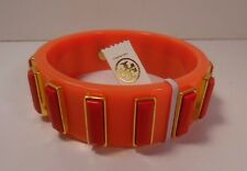Tory Burch Dotty Bangle With Rectangle Stones NWT Retail Price: $125