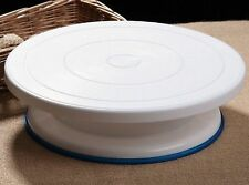 Kosh Round Rotating Revolving Cake Sugarcraft Turntable Decorating Stand