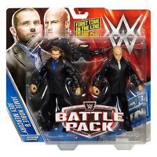 Mattel WWE Battle Packs Series 37 Jamie Noble and Joey Mercury Action Figures
