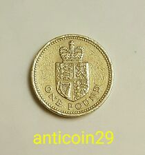 RARE  1988 Crowned Shield of the Royal Arms - UK £1 ONE POUND COIN RARE!!
