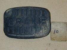 Bolens H16XL Tecumseh Lawn Mower OEM - Brake Pad