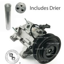 New AC A/C Compressor 1 Year Warranty Fits: 2007 - 2008 Dodge Nitro V6 3.7L Only