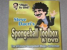 SPONGE BALL TOOLBOX with DVD