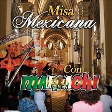 Various Artists-Misa Mexicana Con Mariachi CD NEW