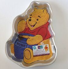Wilton 1995 Winnie The Pooh Honey Pot Birthday Cake Pan With Insert