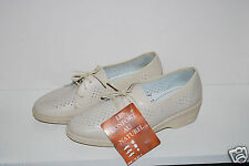 NEW Fargeot Air Confort Shoes Granny Style, Made in France, Air Circulation, 7.5